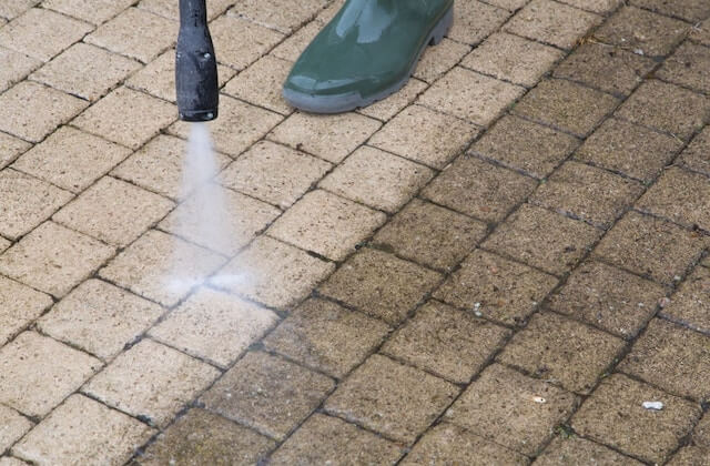 aurora patio cleaning