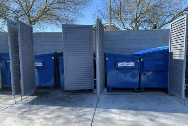 dumpster cleaning in aurora