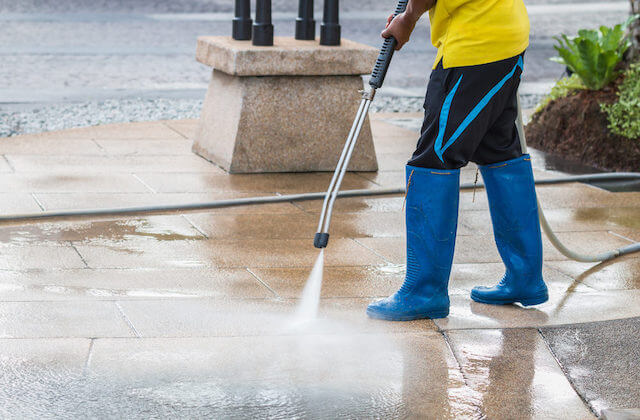 commercial cleaning aurora